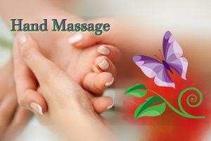 hand massage