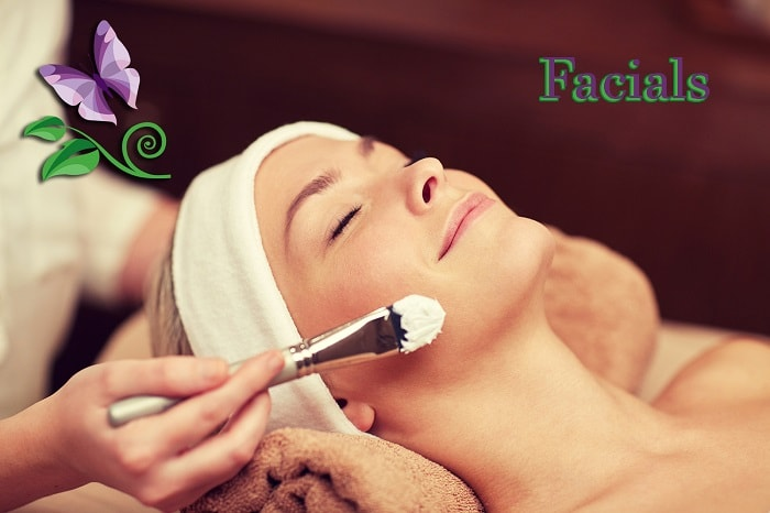 Spa Facial Beauty Services